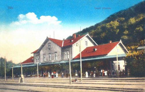 Dés:vasútállomás.1915