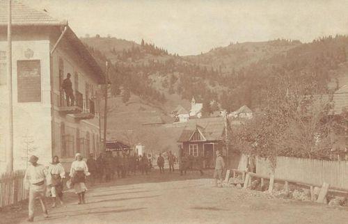 Gyimes:országhatár.1918