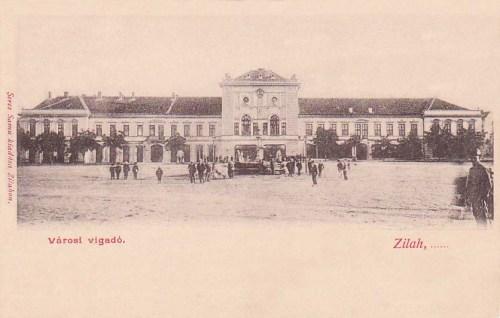 Zilah:városi Vigadó.1902