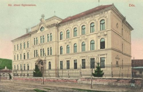 Dés:főgimnázium.1911