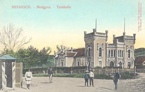 Medgyes:tornacsarnok.1910