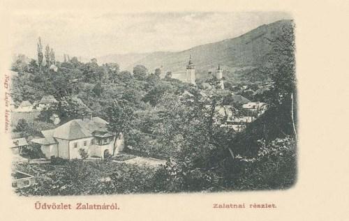 Zalatna:látkép.1903