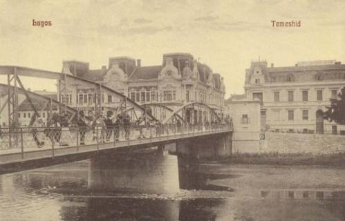 Lugos:Temes hid.1909