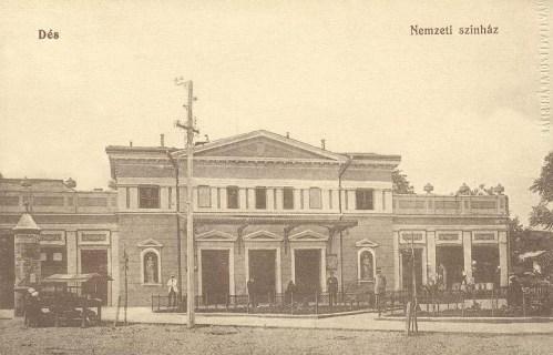 Dés:Nemzeti Szinház.1912