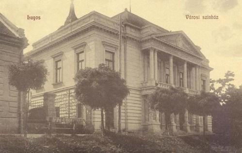 Lugos:Városi Szinház.1909