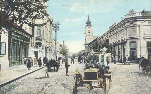 Lugos:automobil.1912