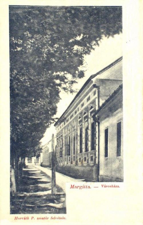 Margitta:városháza.1905