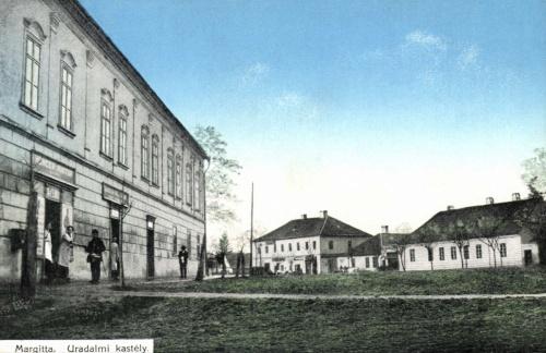 Margitta:uradalmi kastély,1913