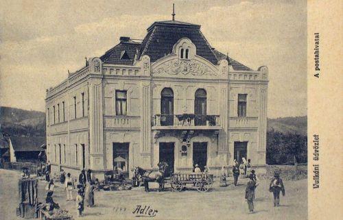 Vulkán:postahivatal.1914
