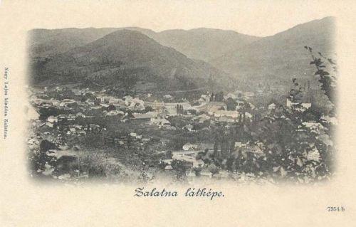 Zalatna:látkép.1899