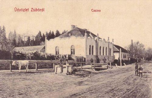 Zsibó:kaszinó.1908