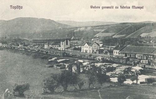 Maroshéviz (Toplita):Maros fafeldolgozó gyár.1928