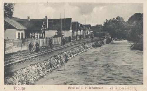 Maroshéviz:Vaila az ipar vasúttal.1934