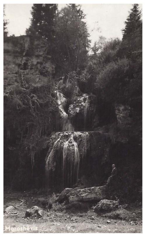 Maroshéviz:vizesés.1944
