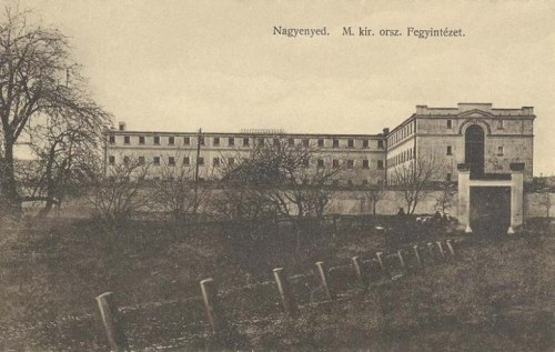 Nagyenyed:Magyar Királyi Országos Fegyintézet.1911