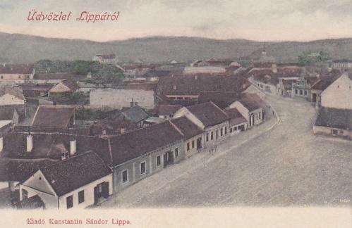 Lippa:látkép.1903