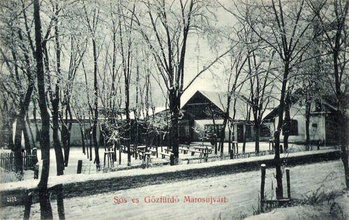 Marosújvár:fürdő.1912