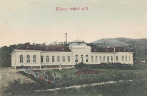 Marosújvár:fürdő.1910