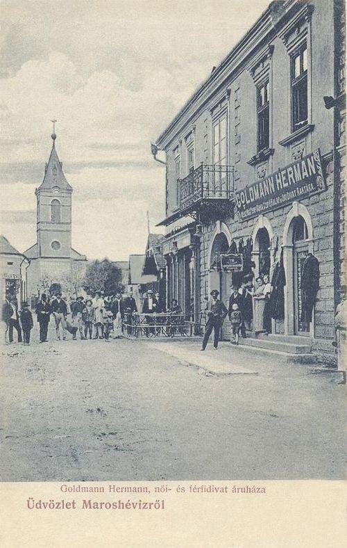 református templom,felszentelte Szász Domokos püspök1897-ben.
