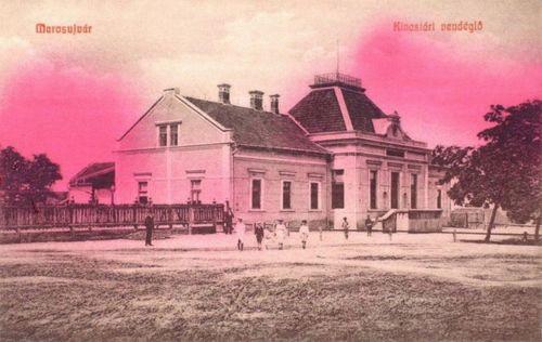 Marosújvár:kincstári vendéglő.1908