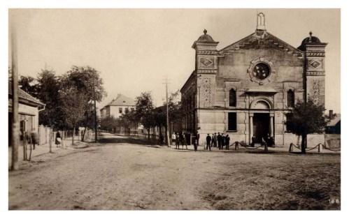 Szilágysomlyó:zsinagóga.1936