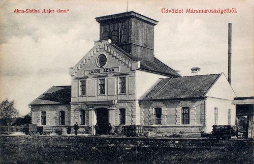 Aknaszlatina:Lajos akna.1911