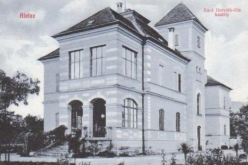 Alvinc-Unterwinz-Vintu de Jos:báró Horváth féle kastély.1908