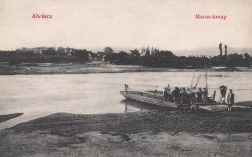 Alvinc:Maros komp.1909