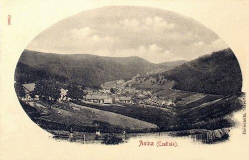 Anina:látkép.1901