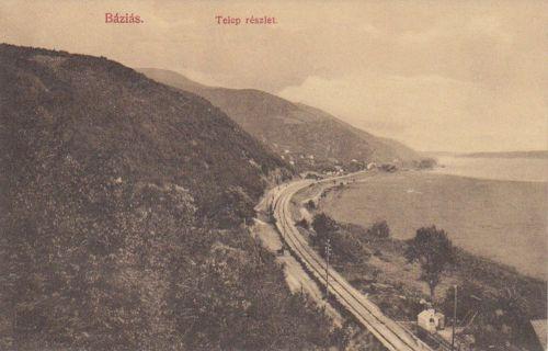 Báziás:látkép.1914