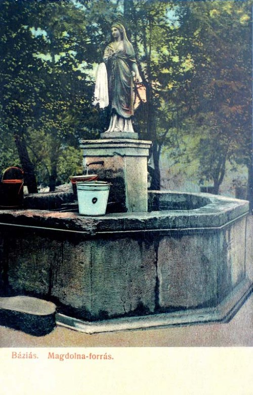 Báziás:kút.1905