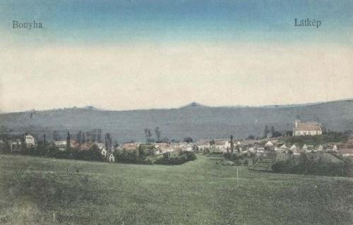 Bonyha:látkép.1916