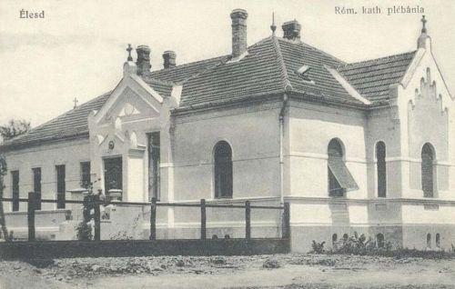 Élesd:katolikus plébánia.1912