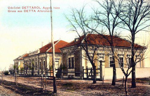 Detta:aggok háza.1910