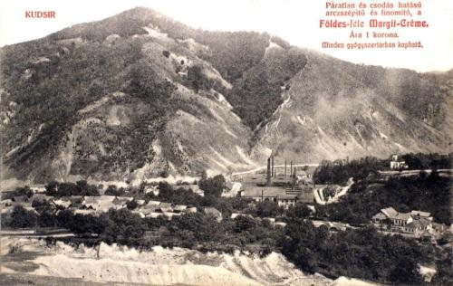 Kudzsir:látkép.1908