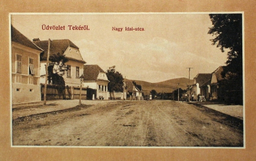 Teke:Nagyidai út.1911