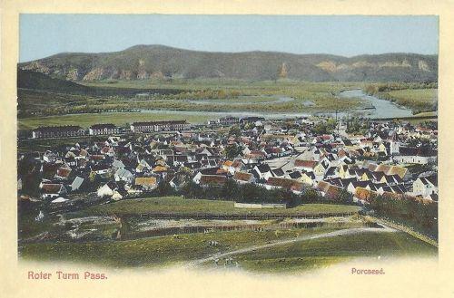 Vöröstorony:látkép a laktanyákkal.1911