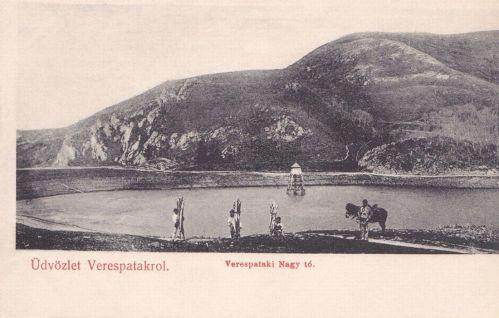 Verespatak:Nagy tó.1903
