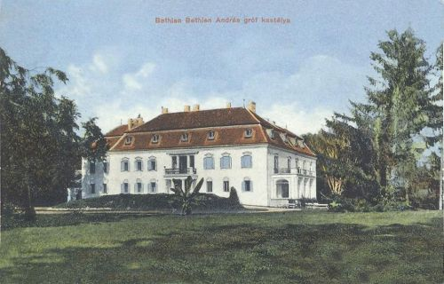 Bethlen:gróf Bethlen András kastélya.1913