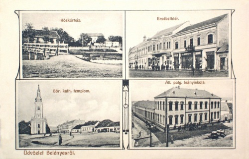 Belényes:1907