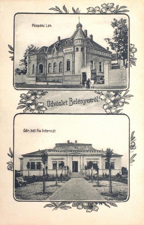 Belényes:iskola.1908
