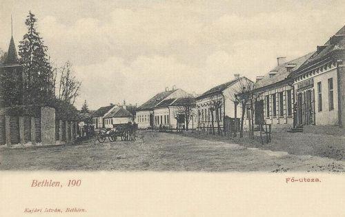 Bethlen:Fő utca.1903
