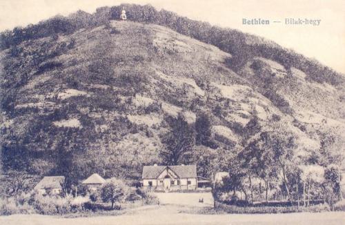 Bethlen:Bilak hegy.1915