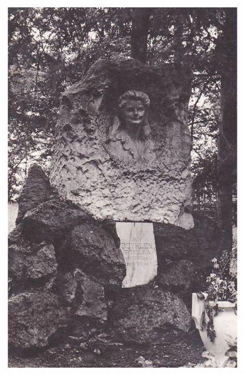 Bethlen: gróf Bethlen Ida siremléke.1943
