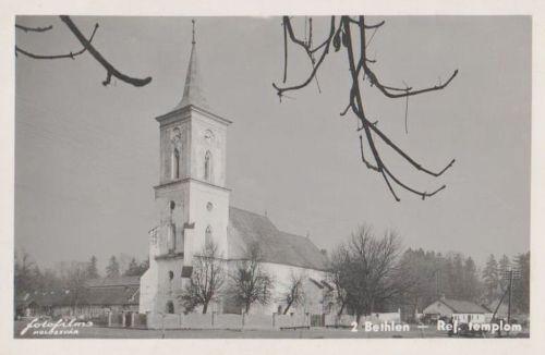 Bethlen:református templom.1940