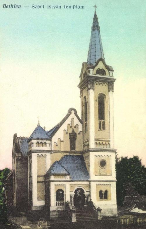 Bethlen:Szent István templom,1915.