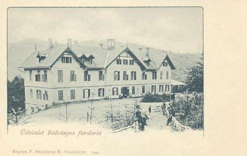 Bálványosfürdő:szálloda.1903