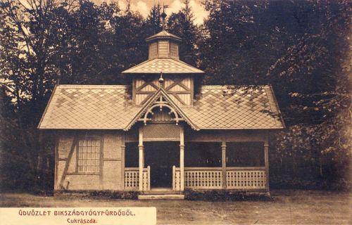 Bikszád:cukrászda.1904