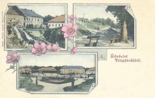 Félix:Viktor szálloda és park.1906