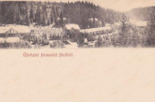 Homorod:látkép.1901